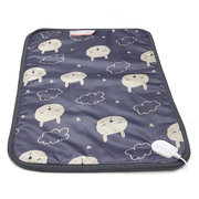 3size Thermostatic waterproof anti-scratch leakage electric pet heating blanket heating pad small he