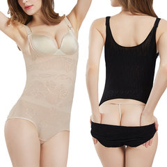 Tummy Control Back Take Off Hip Lifting Open Bust Bodysuits
