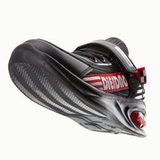 Boys Shock Absorption Hook Loop Sport Trainers For Youth Kids