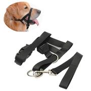 تعديل النايلون كلب دغة منع الفم قناع الكلب تدريب الفوهات اللوازم