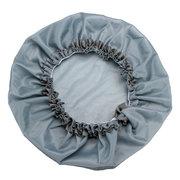 Mujer Gorro de dormir de seda Sombrero Night Cabello Care Bathing Bonnet Bufandas