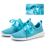 Malla Lace Up Spling Casual Sport Shoes For Mujer