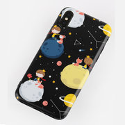 Space Print Iphone Case