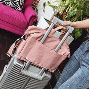 Женщины в случайном нейлоновом магазине Сумка для одежды Сумки для багажа Сумки для багажа