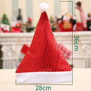 Women Men Christmas Party Decoration Christmas Hat Santa Claus Father Christmas Gift