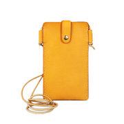 Vintage Genuine Leather 5.5inch Phone Bag Shoulder Bag Crossbody Bag