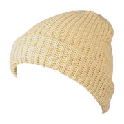 Hip-hop Snap Outdoor Slouch Beanie Hat  Pure Color Twill Elastic Unisex Cap
