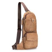 Ekphero Vintage натуральная кожа деловая сумка сумка для мужчин