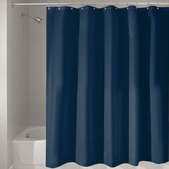 180x180cm Твердый цвет водонепроницаемый занавески для душа занавеской для ванны с 12 крючками