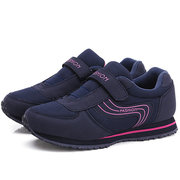 Breathable Hook Loop Casual Shoes