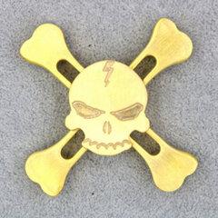 Alloy Hand Spinner Cuscinetto a spirale dito EDC Focus Stress Rilasciare il regalo dei giocattoli adulti