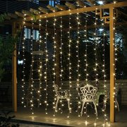 13M 120Pcs LED Wedding Holiday Party Christmas Garden String Lights Home Decor
