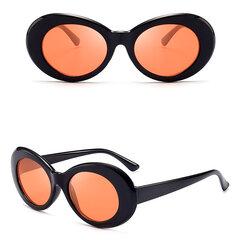 Retro Moldura Larga de Metal Polarizado óculos Outdoor Casual Condutor para mulheres
