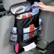 Sac de rangement extérieur multifonctionnel pour siège d'auto Sac de maintien Oxford Heat Fresh