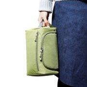 Nylon Sac de voyage multifonctionnel pour le sac de lavage de voyage portatif léger et imperméable
