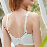 Maternity Breathable Wireless Adjusted Soft Nursing Bra