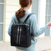 Nylon Multi-functional Rourism Leisure College Women Bag Trip Portable Backpack