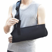 1 Pcs Arm Support Adjustable Shoulder Protector Braces Pain Relief Soft Sport Protective Gear