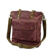 Borsa a tracolla con disegno speciale per borsa tascabile in tela da donna