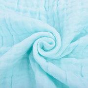 110 * 110cm reine Baumwollfrauen-Baby-Bad-Tücher-saugfähiges Wasser-Büro-Auto-Decke-Hauptbettwäsche