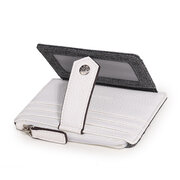 Stitching Color Slim Card Holder Coin Purse For Men Women