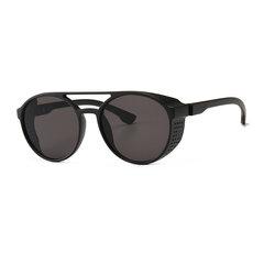 Herren Damen Vogue Vintage Vollformat-UV-Sonnenbrille Outdoor Travel Beach Square Sonnenbrille