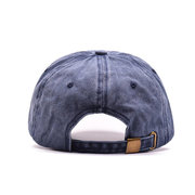Men's Cotton Letter Pattern Sunshade Baseball Cap Sport Snapback Washed Hip-hop Adjustable Hat