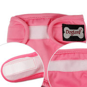 Washable Female Dog Sanitary Pants Waterproof Anti-harassment Dog Diaper Physiological Pants