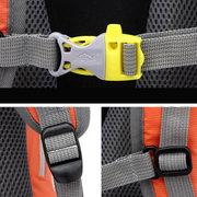 Outdoor Dacron Travel Backpack Sports Waterproof Big Capacity Bag For Women Men