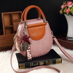Women Retro Shell Handbag Shoulder Bags Crossbody Bags