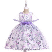 Girls Princess Dresses Party Pageant Formal Dress For 4-13Years