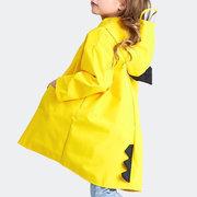 ضد للماء ديناصور خندق معطف الاطفال سترة واقية المعطف ل 1Y-7Y