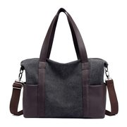 Large Capacity Multi-Functional Canvas Handbag