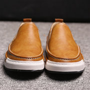 Mocassini Slip-On con Stile Britannico