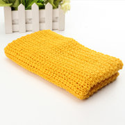Baby Children Four Color Knitted Scarf Neck Warmer Wrap