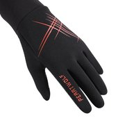 Unisex Winter Warm Anti-slip Waterproof Gloves Simple Riding Touch Screen Full-finger Gloves