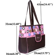 Women Handbag Baby Bags Crossbody Bags Nylon Large Capacity Shoulder Bags