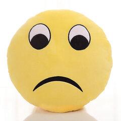 Emoji Expression Throw Pillow Stuffed Plush Sofa Bed Cushion