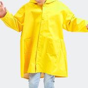 Waterproof Dinosaur Trench Coat Kids Windbreaker Raincoat For 1Y-7Y