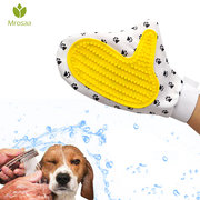 Mrosaa Pet Saubere Hunde Badehandschuhe Pet Supplies