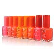 BK Candy-color Нетоксичный лак для ногтей 7ml 8 цветов