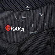 KAKA Sports Water Resistant Casual Large Capacity Backpack For Men