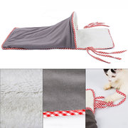 Cat Rustling Sack House Indoor Playing Sleeping Bag Cat Kennel Cave