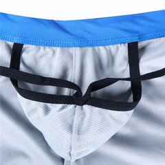 Mens Inner U Convex Pouch Design Shorts Quick-drying Breathable Casual Beach