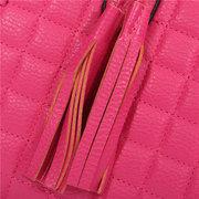 Женское Soft Верхняя кожаная сумка Ling