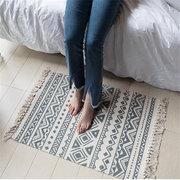 Хлопчатобумажное волокно с ручным ковром