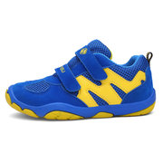 Boys Breathable Colorful Hook Loop Casual Shoes For Toddler And Kids