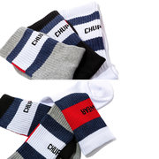 Mens Thick Winter Warm Breathable Cotton Comfortable Socks Casual Sports Long Tube Socks