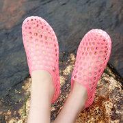Slip On Big Size Hollow Out traspirante su scarpe casual