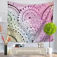Indian Bohemian Mandala Tapestry Wall Hanging Sandy Beach Picnic Throw Rug Blanket